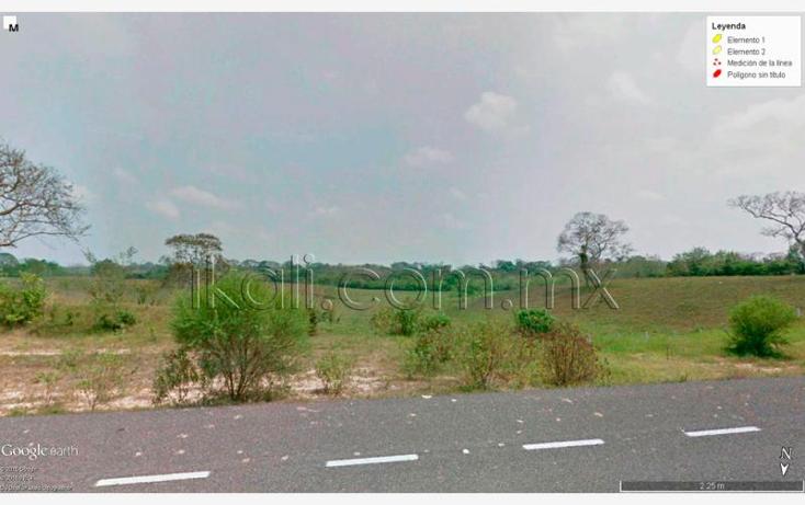 Foto de terreno habitacional en venta en  nonumber, la victoria, tuxpan, veracruz de ignacio de la llave, 1669132 No. 08