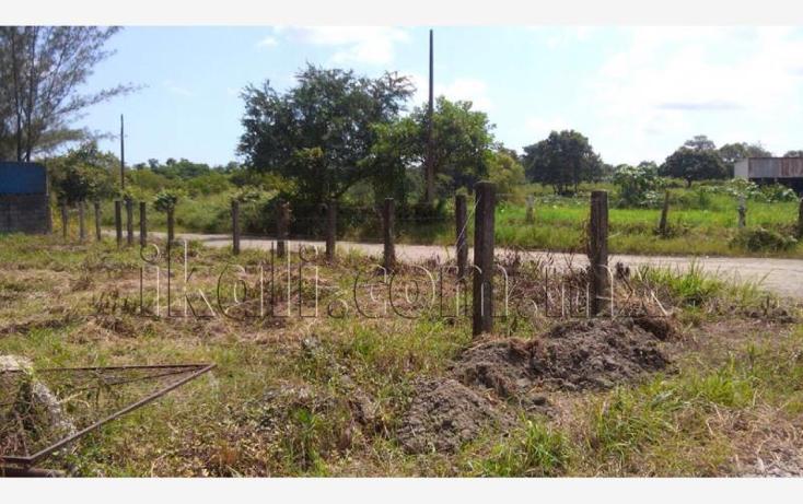 Foto de terreno industrial en venta en  nonumber, la victoria, tuxpan, veracruz de ignacio de la llave, 2000864 No. 07