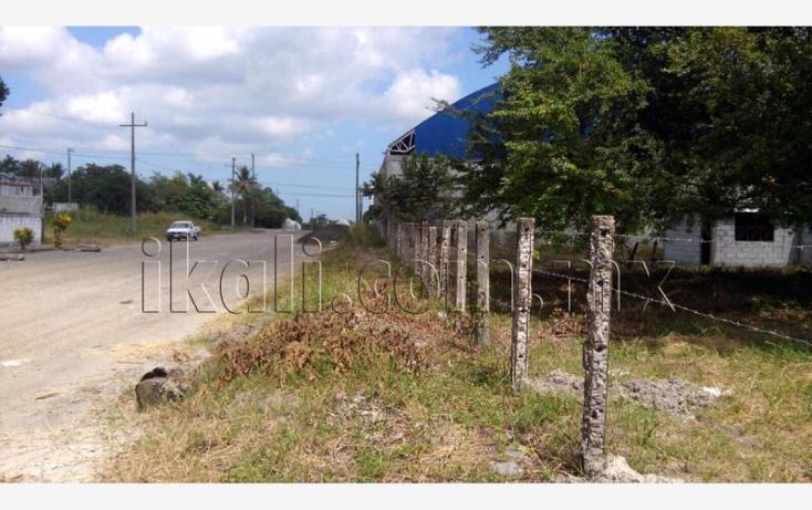 Foto de terreno industrial en venta en  nonumber, la victoria, tuxpan, veracruz de ignacio de la llave, 2000864 No. 12