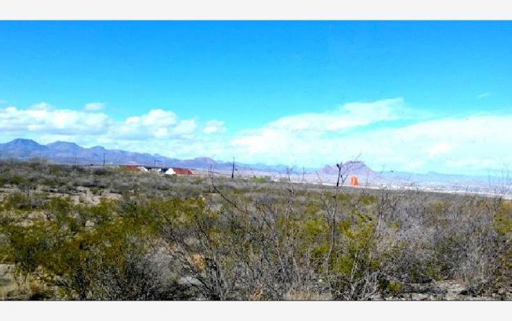 Foto de terreno habitacional en venta en  nonumber, laderas de san guillermo, aquiles serd?n, chihuahua, 1925770 No. 06