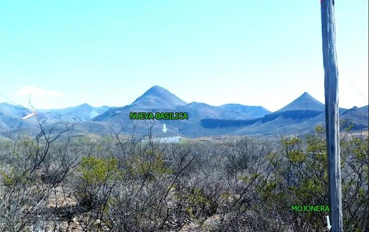Foto de terreno habitacional en venta en  nonumber, laderas de san guillermo, aquiles serd?n, chihuahua, 1925770 No. 12