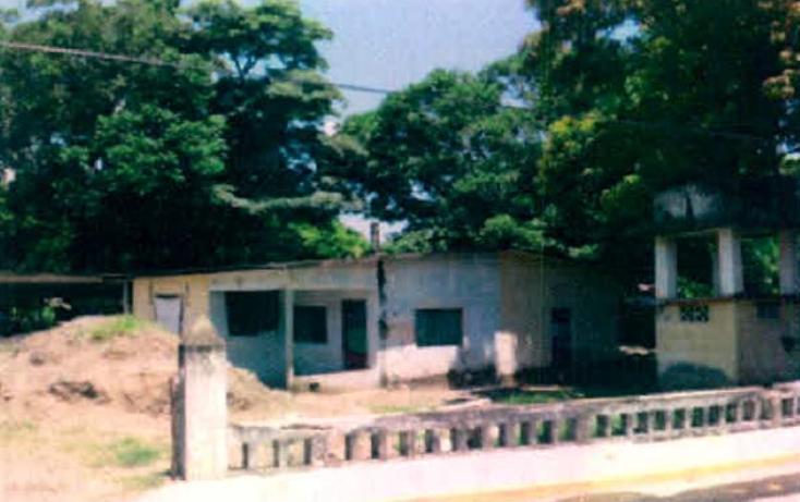 Foto de terreno comercial en venta en  nonumber, las bajadas, veracruz, veracruz de ignacio de la llave, 1449535 No. 01