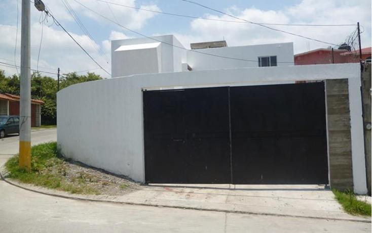 Foto de casa en venta en  nonumber, las fincas, jiutepec, morelos, 603832 No. 01