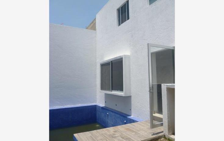 Foto de casa en venta en  nonumber, las fincas, jiutepec, morelos, 603833 No. 02