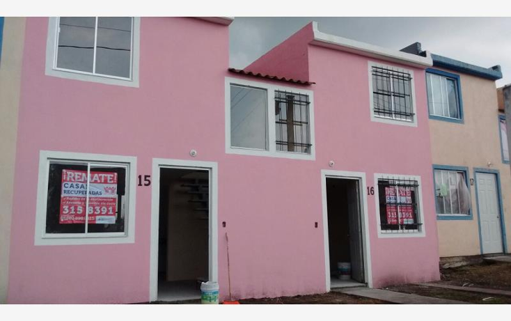 Foto de casa en venta en  nonumber, las flores, ayala, morelos, 956365 No. 01