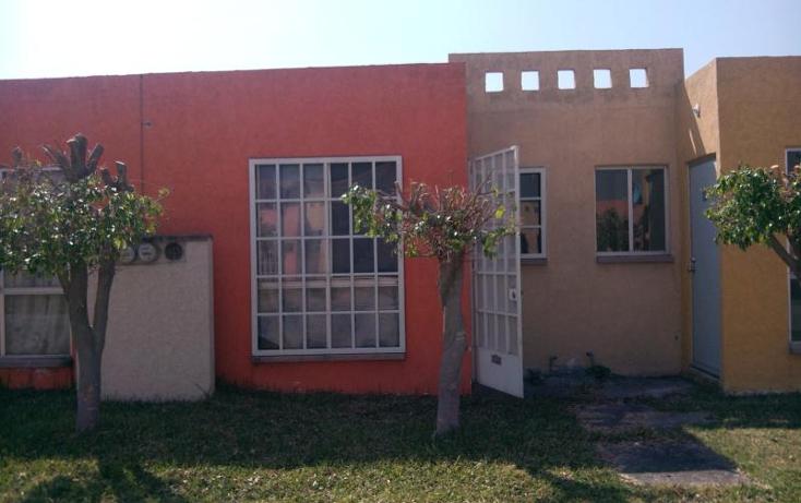 Foto de casa en venta en  nonumber, las garzas i, ii, iii y iv, emiliano zapata, morelos, 375999 No. 01