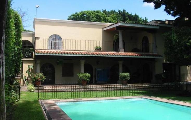 Foto de casa en venta en  nonumber, las palmas, cuernavaca, morelos, 596759 No. 02