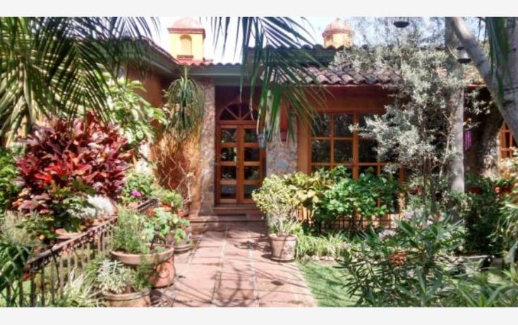 Foto de casa en venta en  nonumber, las quintas, cuernavaca, morelos, 760093 No. 01