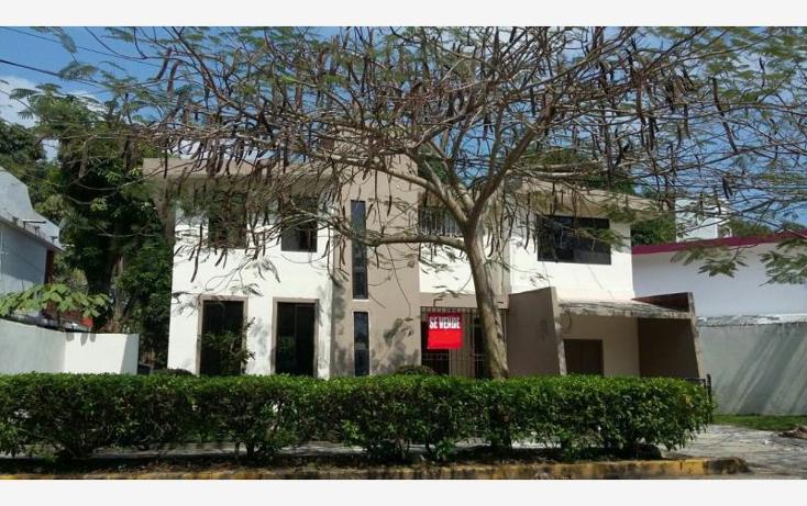 Foto de casa en venta en  nonumber, las rosas, comalcalco, tabasco, 1760812 No. 01