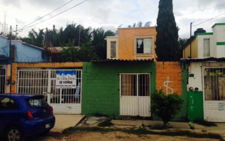 Foto de casa en venta en  nonumber, las torres, tuxtla gutiérrez, chiapas, 597368 No. 01