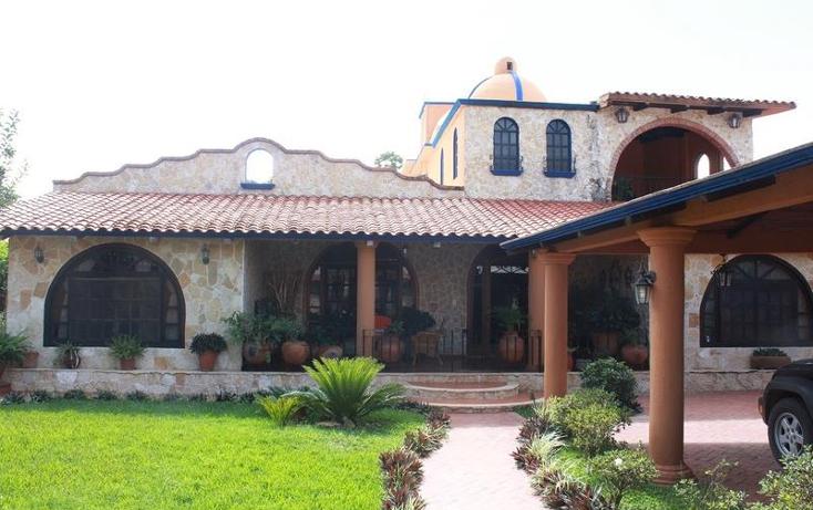 Foto de casa en venta en  nonumber, linda vista, berriozábal, chiapas, 792879 No. 01