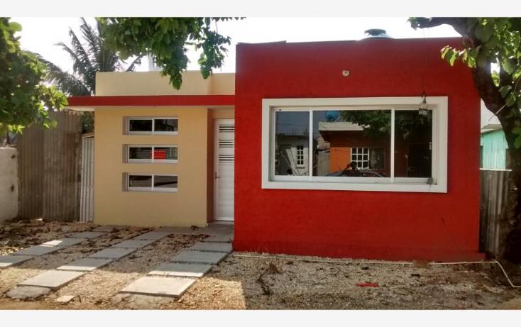 Foto de casa en venta en  nonumber lo, lomas de barrillas, coatzacoalcos, veracruz de ignacio de la llave, 1529368 No. 01