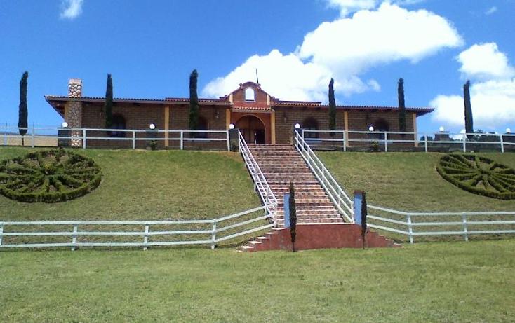 Foto de rancho en venta en  nonumber, loma alta, chignahuapan, puebla, 399139 No. 01