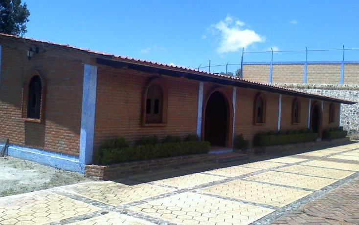 Foto de rancho en venta en  nonumber, loma alta, chignahuapan, puebla, 399139 No. 08