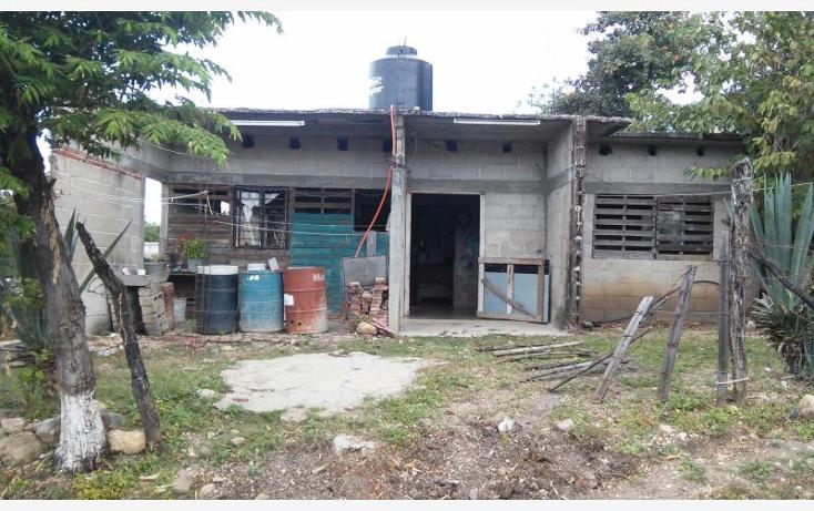 Foto de casa en venta en  nonumber, loma bonita, tuxtla gutiérrez, chiapas, 1497009 No. 01