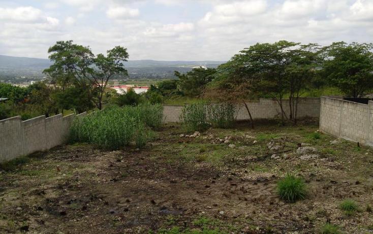 Foto de terreno habitacional en venta en  nonumber, loma bonita, tuxtla gutiérrez, chiapas, 1539580 No. 01
