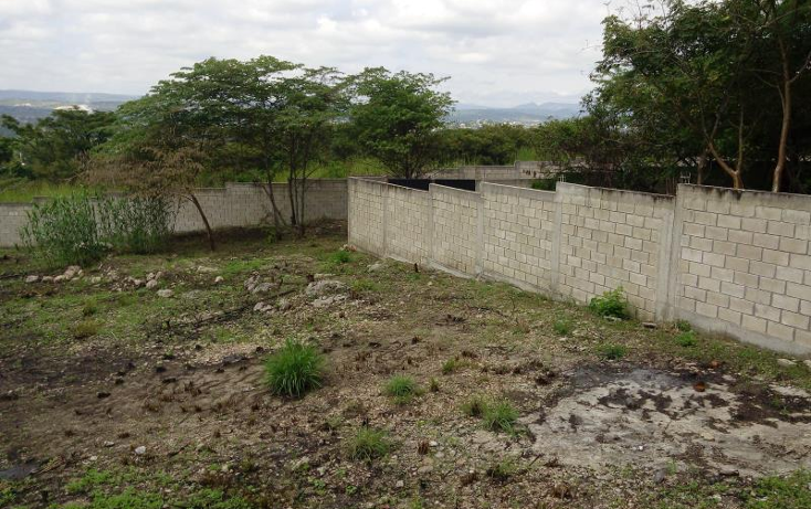 Foto de terreno habitacional en venta en  nonumber, loma bonita, tuxtla gutiérrez, chiapas, 1539580 No. 02