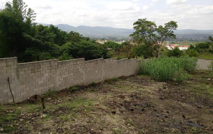 Foto de terreno habitacional en venta en  nonumber, loma bonita, tuxtla gutiérrez, chiapas, 1539580 No. 03
