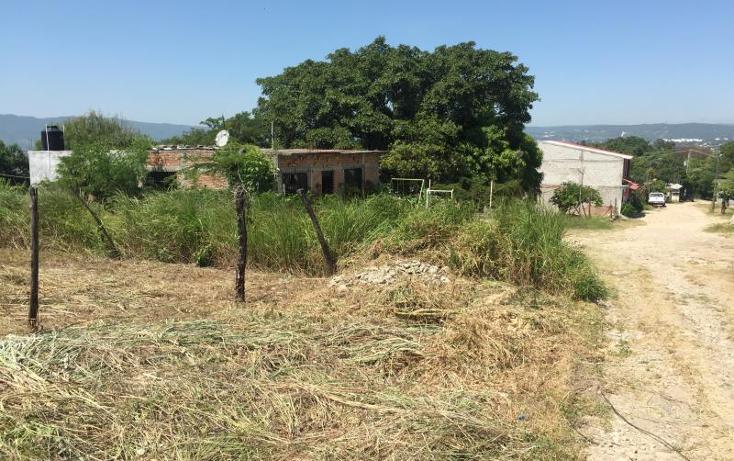 Foto de terreno habitacional en venta en  nonumber, loma bonita, tuxtla gutiérrez, chiapas, 1559378 No. 03