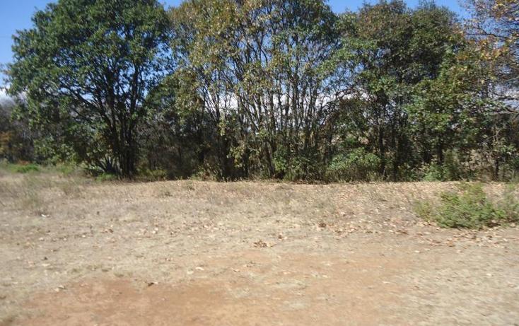 Foto de terreno habitacional en venta en  nonumber, loma de trojes, villa del carbón, méxico, 1439287 No. 01