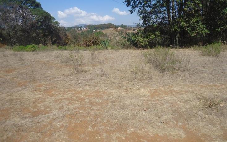 Foto de terreno habitacional en venta en  nonumber, loma de trojes, villa del carbón, méxico, 1439287 No. 02