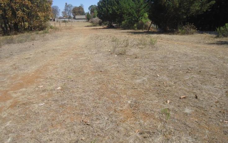 Foto de terreno habitacional en venta en  nonumber, loma de trojes, villa del carbón, méxico, 1439287 No. 04