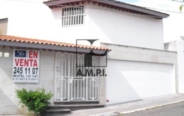 Foto de casa en venta en  nonumber, loma dorada, querétaro, querétaro, 810097 No. 01