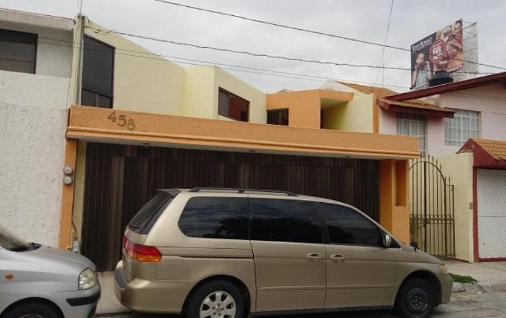 Foto de casa en venta en  nonumber, loma dorada, san luis potos?, san luis potos?, 1445083 No. 01