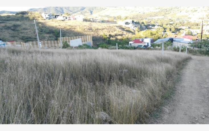 Foto de terreno habitacional en venta en  nonumber, loma linda, oaxaca de juárez, oaxaca, 1594328 No. 01
