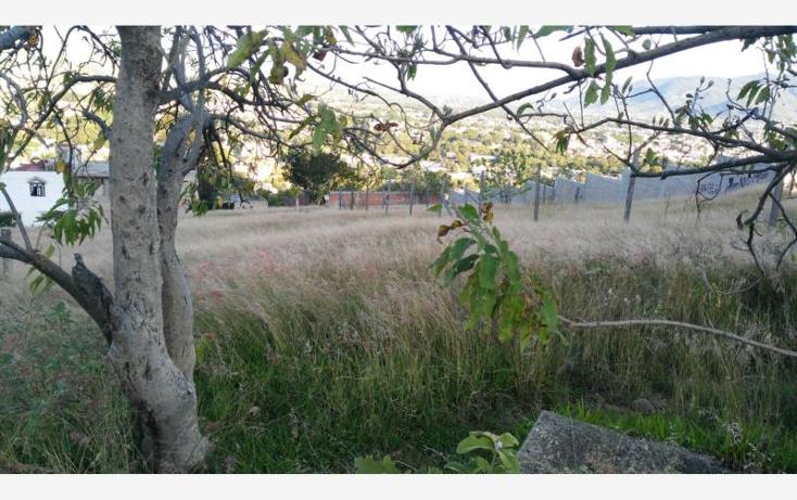 Foto de terreno habitacional en venta en  nonumber, loma linda, oaxaca de juárez, oaxaca, 1594328 No. 02