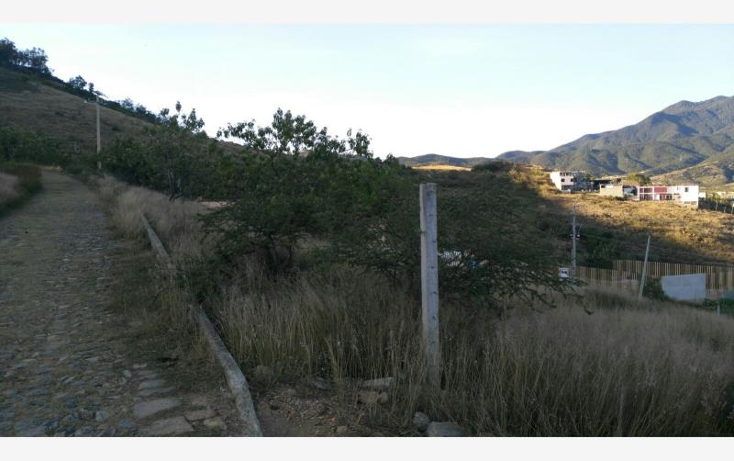 Foto de terreno habitacional en venta en  nonumber, loma linda, oaxaca de juárez, oaxaca, 1594328 No. 03