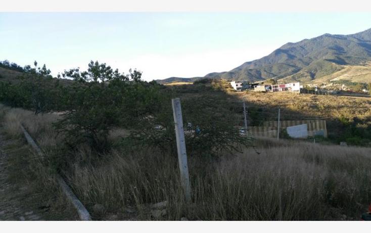Foto de terreno habitacional en venta en  nonumber, loma linda, oaxaca de juárez, oaxaca, 1594328 No. 04