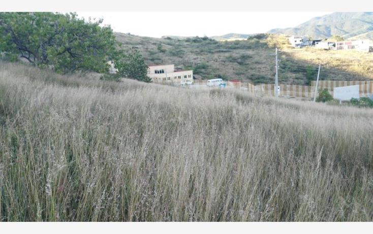 Foto de terreno habitacional en venta en  nonumber, loma linda, oaxaca de juárez, oaxaca, 1594328 No. 06