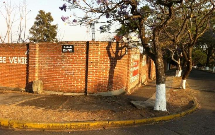 Foto de terreno habitacional en venta en  nonumber, lomas de atzingo, cuernavaca, morelos, 425426 No. 02