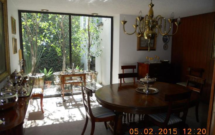 Foto de casa en venta en  nonumber, lomas de chapultepec ii sección, miguel hidalgo, distrito federal, 1596290 No. 14