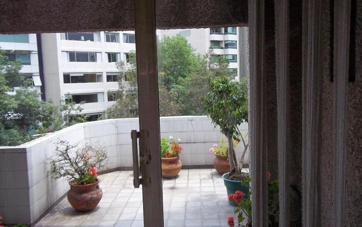 Foto de departamento en venta en  nonumber, lomas de chapultepec ii sección, miguel hidalgo, distrito federal, 374080 No. 14