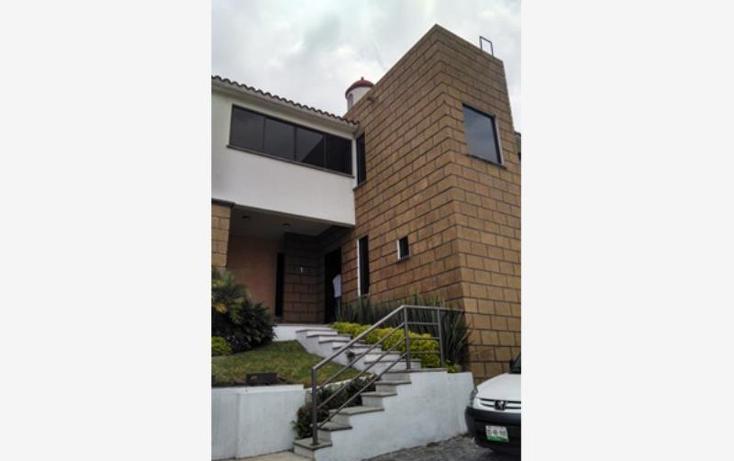 Foto de casa en venta en  nonumber, lomas de cortes, cuernavaca, morelos, 970627 No. 01