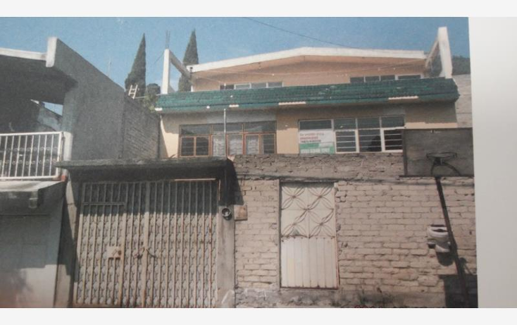 Foto de casa en venta en  nonumber, lomas de cuautepec, gustavo a. madero, distrito federal, 1686690 No. 01