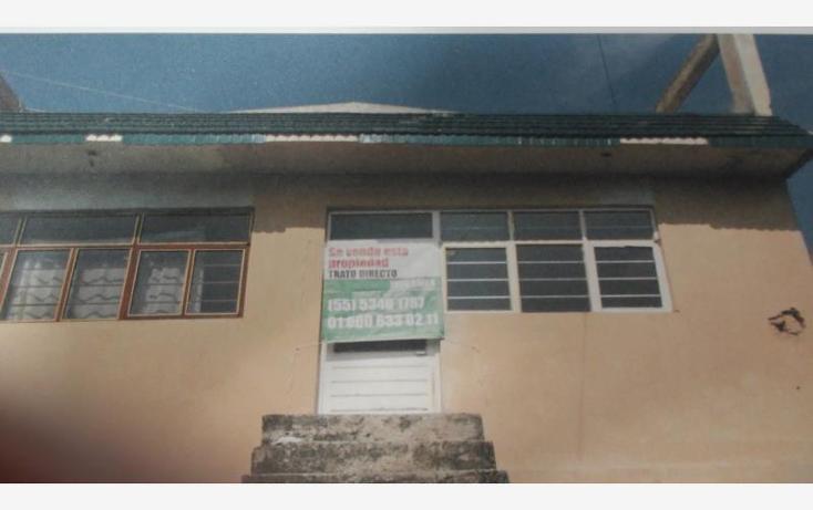 Foto de casa en venta en  nonumber, lomas de cuautepec, gustavo a. madero, distrito federal, 1686690 No. 02