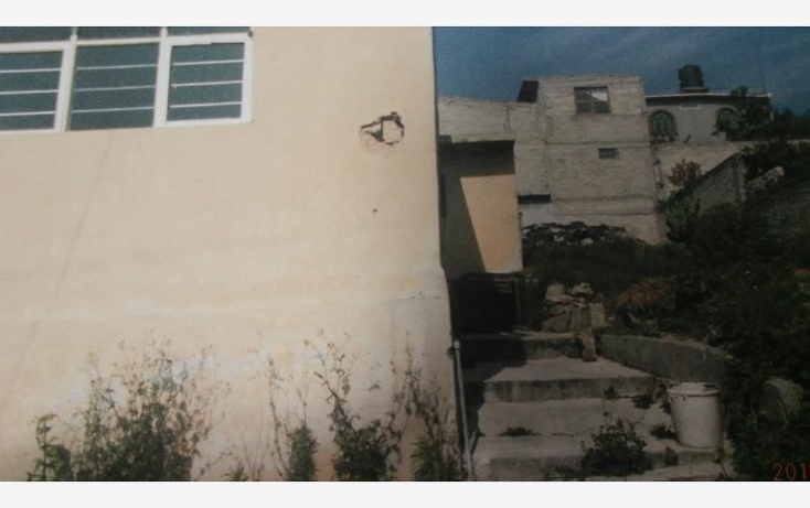Foto de casa en venta en  nonumber, lomas de cuautepec, gustavo a. madero, distrito federal, 1686690 No. 04