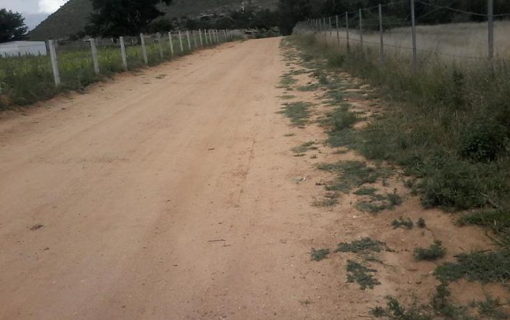 Foto de terreno habitacional en venta en  nonumber, lomas de monte albán, santa cruz xoxocotlán, oaxaca, 419174 No. 02
