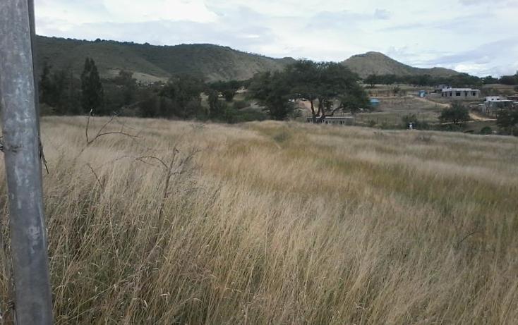 Foto de terreno habitacional en venta en  nonumber, lomas de monte albán, santa cruz xoxocotlán, oaxaca, 419174 No. 04
