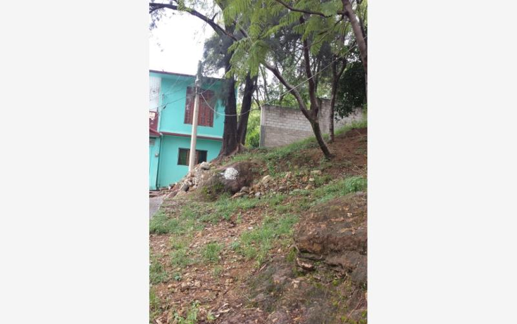 Foto de terreno habitacional en venta en  nonumber, lomas de santa rosa, oaxaca de ju?rez, oaxaca, 1437195 No. 07