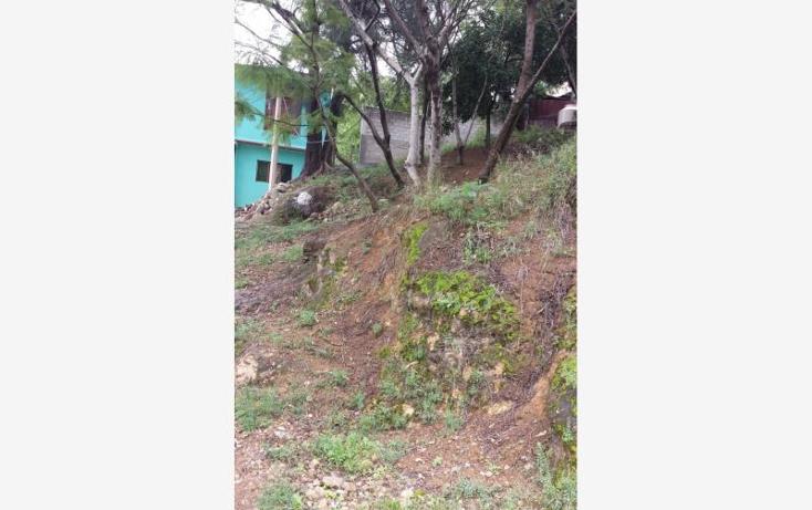 Foto de terreno habitacional en venta en  nonumber, lomas de santa rosa, oaxaca de ju?rez, oaxaca, 1437195 No. 08