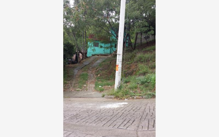 Foto de terreno habitacional en venta en  nonumber, lomas de santa rosa, oaxaca de ju?rez, oaxaca, 1437195 No. 10