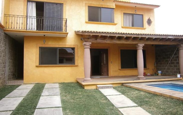 Foto de casa en renta en  nonumber, lomas de tetela, cuernavaca, morelos, 739923 No. 01