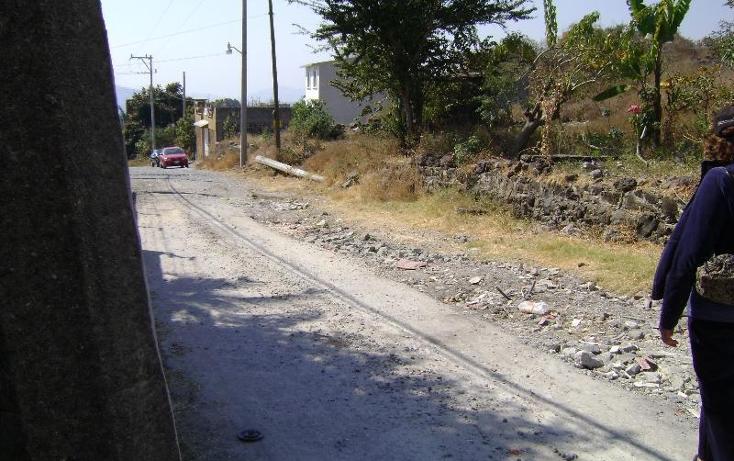 Foto de terreno habitacional en venta en  nonumber, lomas de trujillo, emiliano zapata, morelos, 1581536 No. 03