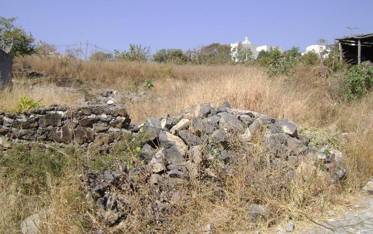 Foto de terreno habitacional en venta en  nonumber, lomas de trujillo, emiliano zapata, morelos, 1581536 No. 04