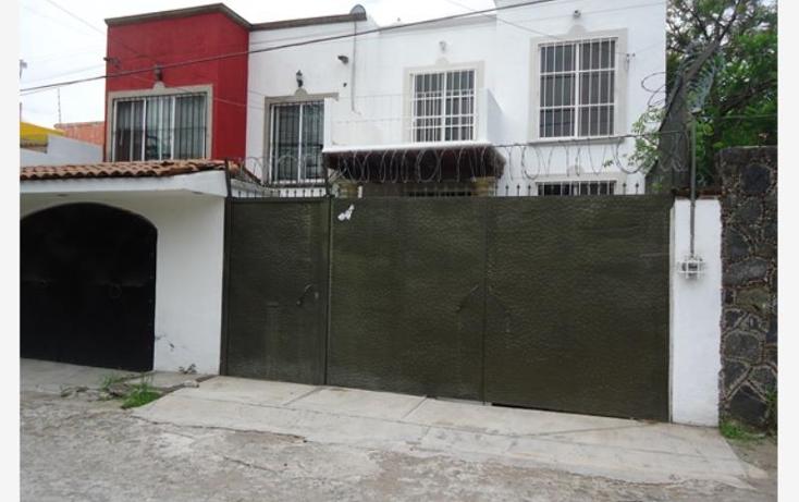 Foto de casa en venta en  nonumber, lomas de trujillo, emiliano zapata, morelos, 2031240 No. 01