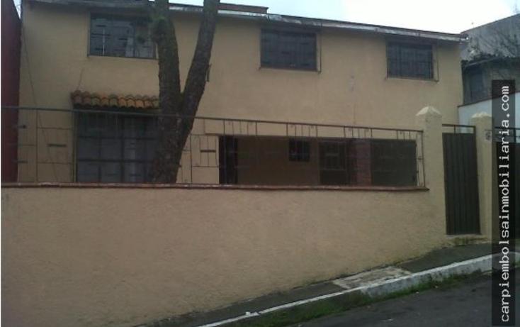 Foto de casa en venta en  nonumber, lomas de vista hermosa, cuajimalpa de morelos, distrito federal, 1671114 No. 01